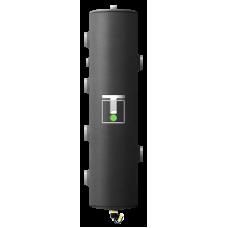 Sprzęgło hydrauliczne  - 1 źródło , 2 obiegi na instalację