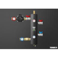 Sprzęgło hydrauliczne z grupami pompowymi - ZMS002