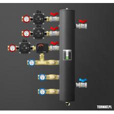 Sprzęgło hydrauliczne z grupami pompowymi - ZMSS05
