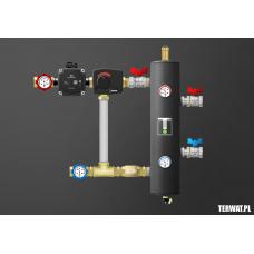 Sprzęgło hydrauliczne z grupami pompowymi - ZMSS06