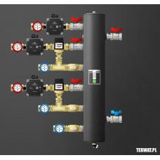 Sprzęgło hydrauliczne z grupami pompowymi - ZMST02