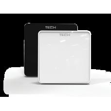 TECH C-8r Bezprzewodowy czujnik pokojowy – rejestracja (wersja biała)